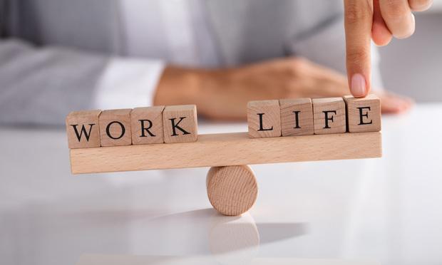 Work-Life Balance illustration