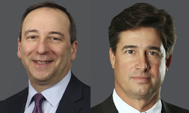 Michael Levy and Richard Spehr