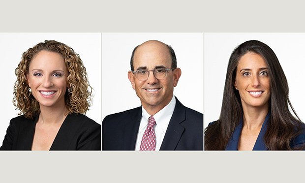 Catherine B.Schumacher, Vincent A.Sama, and Daphne Morduchowitz of Seyfarth Shaw.