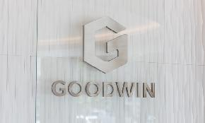 Goodwin Lands Former SEC Attorney Cooley Blockchain Practice Co Chair