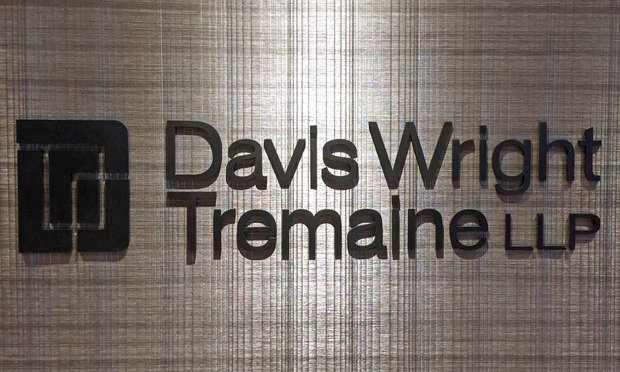 Davis Wright Tremaine's offices.