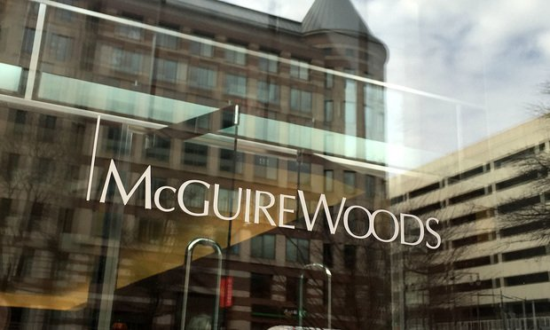 McGuireWoods office in Washington, D.C.