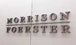 Morrison & Foerster Global M&A Co Head Leaves for Pharma Client