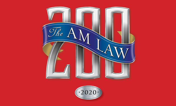 The Am Law 200 logo