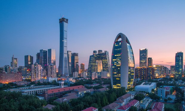 As Global Firms Reopen in China, the...