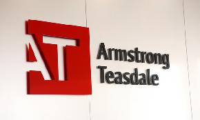 Armstrong Teasdale Plants Newest Flag in Edwardsville Ill