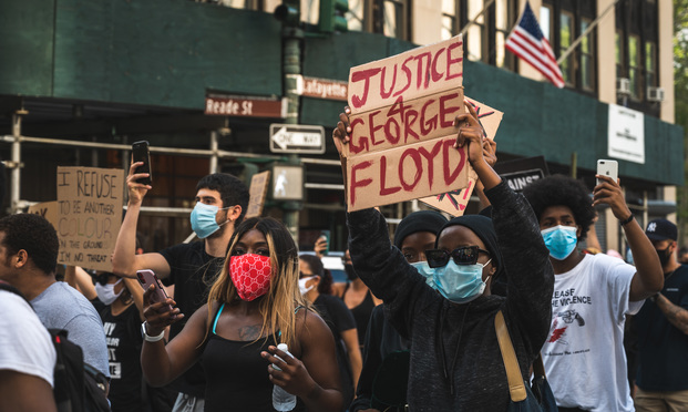 When Blacklivesmatter Demands Change It S Looking At Law Firms
