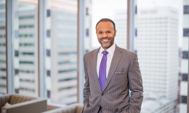 Jonathan Harmon, chairman of McGuireWoods
