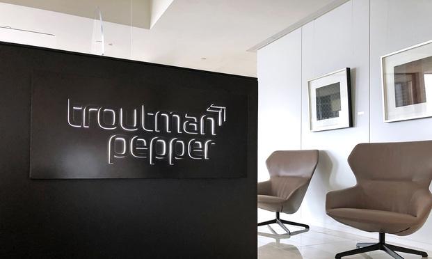 Troutman' Atlanta offices. Courtesy photos