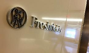 Freshfields Adds DOJ Antitrust Vet in DC Reports Lagging Revenue Growth and Profits Decline