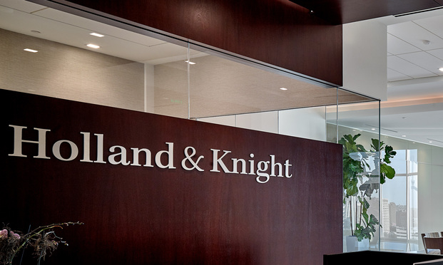 Holland & Knight offices. courtesy photo