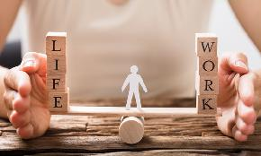 Work Life Balance Remains a Top Concern for Associates