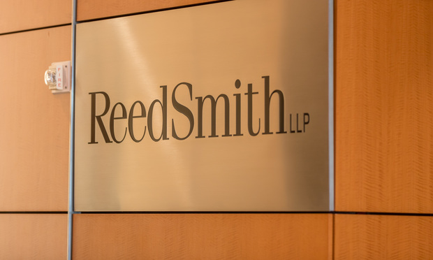 Reed Smith's San Francisco office (Photo: Jason Doiy/ALM)