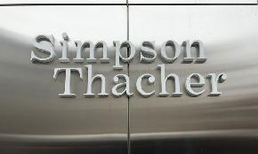 Simpson Thacher Hires London M&A Partner From Gibson Dunn