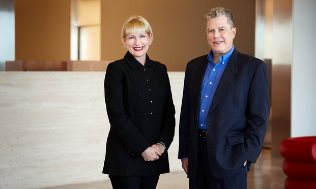 Katya Jestin and Randy Mehrberg, Jenner & Block partners (Photo: Courtesy Photo)<