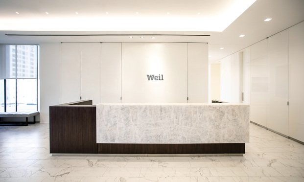 Weil Gotshal & Manges office in Manhattan, New York. Courtesy Photo