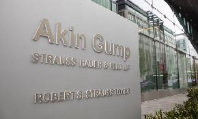 Akin Gump Lands Former Schulte Investment Funds Attorney Eyes More Growth in Asia