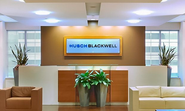 Husch Blackwell office. Courtesy photo
