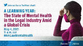 Join Us for a Twitter Chat on the State of Mental Health in the Legal Industry