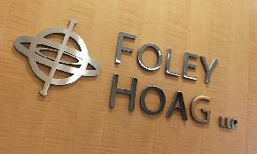 Boies Schiller Partner Joins Foley Hoag as Firm Continues to Build Out New York Office