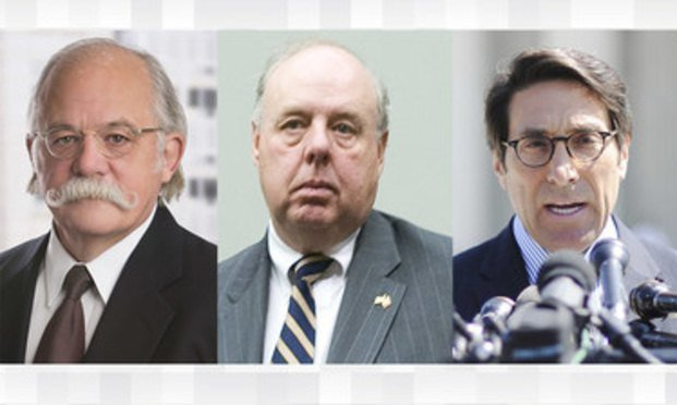 Ty Cobb, John Dowd and Jay Sekulow