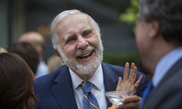 Carl Icahn Ordered To Resume Deposition In Wachtell Malpractice Case