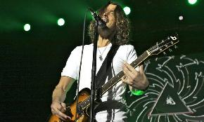 Widow of Rock Star Chris Cornell Sues Doctor for Malpractice