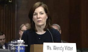 Surmounting Criticism on Abortion Views Wendy Vitter Becomes Trump's 65th District Judge