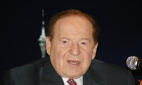 SDNY Judge: Sheldon Adelson Can't Dismiss Jewish Group's Suit for Damages Stemming From Defamation Suit