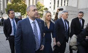 Attorney for Giuliani Linked Defendant Cites Executive Privilege Issue in Campaign Finance Case