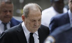 Judge Nixes Harvey Weinstein's Bid to Dismiss New Indictment Ahead of January Trial