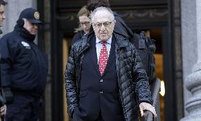 Lawyers in Dershowitz Defamation Case Fight Over Production of Taped Audio Recording of David Boies