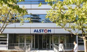 21M Fine Marks End of Alstom's Global Bribery Case