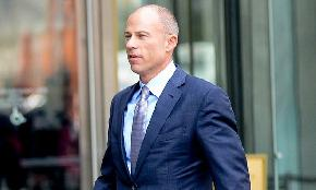 In Nike Extortion Trial Avenatti Seeks to Exclude Evidence of Personal Finances