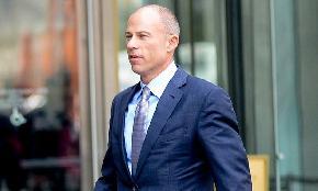 SDNY Judge Blocks Avenatti's Bid to Toss 2 Counts Ahead of Nike Extortion Trial