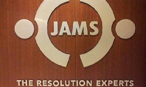 Pa Federal Judge Slams JAMS for Failing to Disclose Financial Interests Firm Contacts