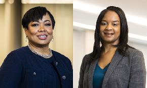 'Keep Up the Momentum and Keep the Strength:' 2 D C Black Women Law Firm Leaders Litigators Speak