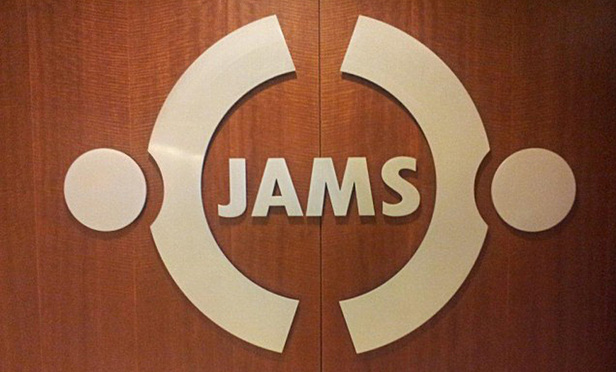 JAMS sign