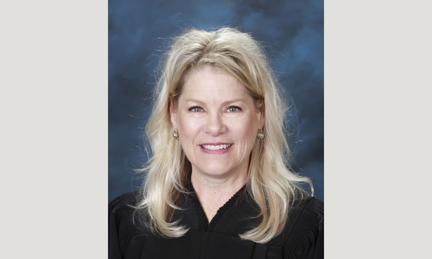 Judge Kimberly A. Knill of the Orange County Superior Court.