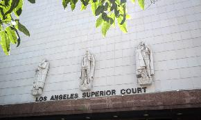 New Batch of California Superior Court Appointees Includes Big Law Alums