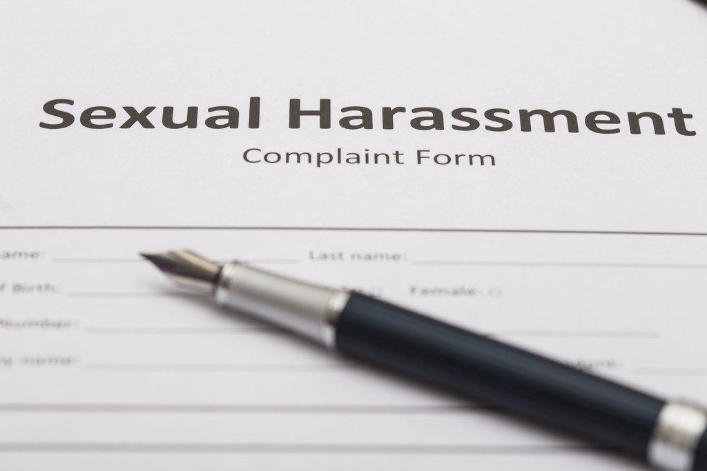 Sexual harassment is not covered by title vii