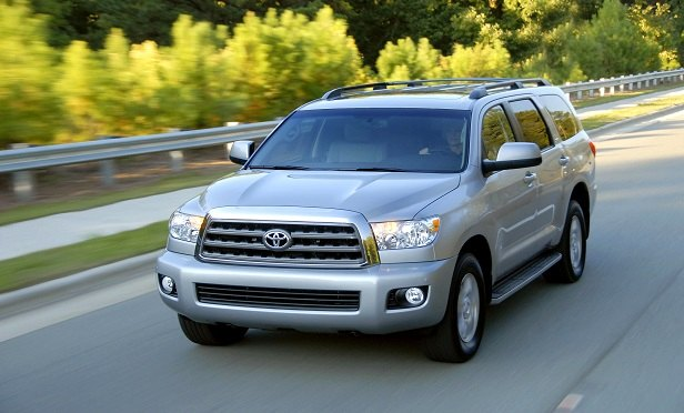 Toyota Sequoia Four Door 4wd Annual Average Insurance Paid 719 60 Collision 319 80 Type Large Suv Retail Price 48 400