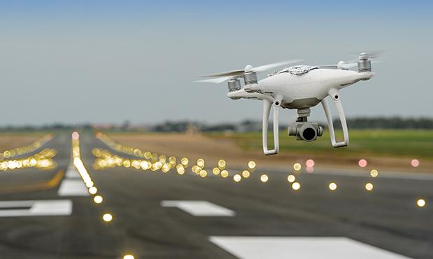 Drone disruption liability.