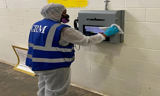 The first step in the development of a return-to-work plan during the coronavirus pandemic is the integration of solutions to address both people and buildings. (ALM Media archives)