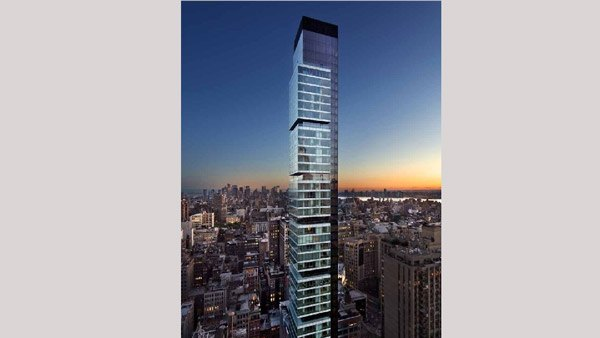 ... New YorK | Average Price Per Square Foot: $5,000 | Penthouse: $43  Million | Agent: The Related Companies | Located On East 23rd Street In  Manhattan, ...