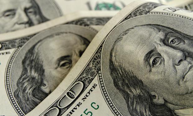 $100 bills - Credit: Shutterstock.com