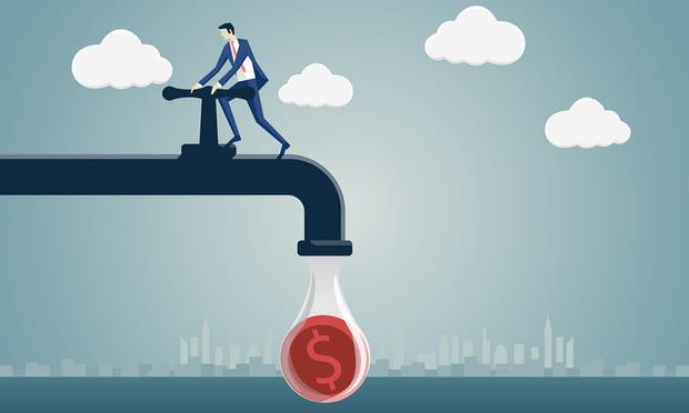 money faucet - Shutterstock.com