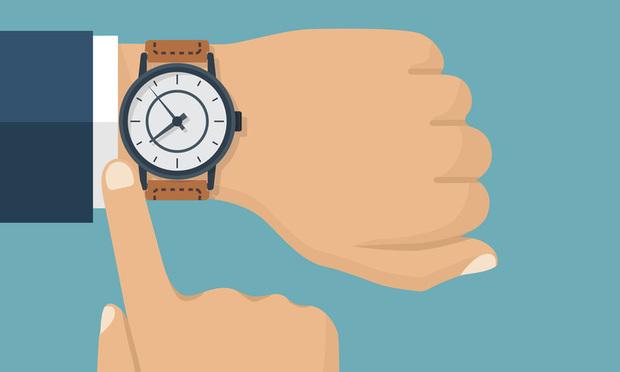 wristwatch - Credit: hvostik/Shutterstock.com