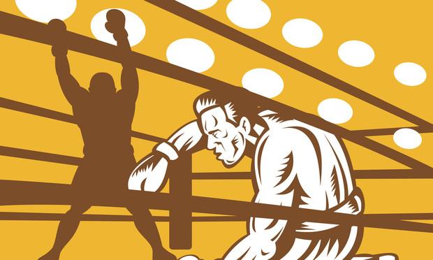 losing battle - Credit: patrimonio designs ltd/Shutterstock.com
