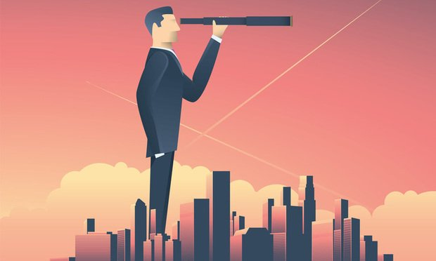 businessman with telescope - Credit: MJgraphics/Shutterstock.com